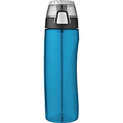 Thermos Teal Hydration Bottle with Rotating