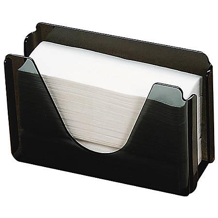 "GP PRO™ Countertop C-Fold/M-Fold Paper Towel Dispenser, 7"" x 4 3/8"" x 11"", Smoke"