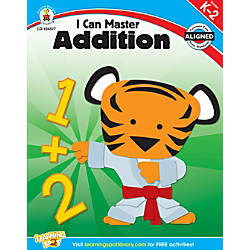 Carson Dellosa I Can Master Addition