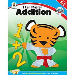 Carson Dellosa I Can Master Addition