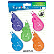 Paper Mate Liquid Paper DryLine Mini