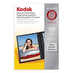 Kodak Premium Gloss Photo Paper 4