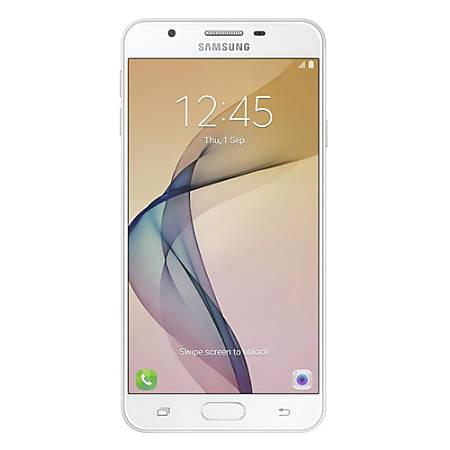 Samsung Galaxy J7 Prime G610M Cell Phone, White Gold, PSN100932