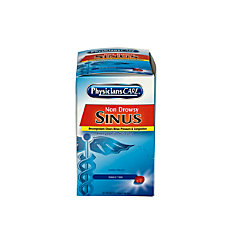 PhysiciansCare Sinus Decongestant Congestion Medication 1