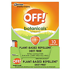 OFF Botanicals Insect Repellent 0123 Oz