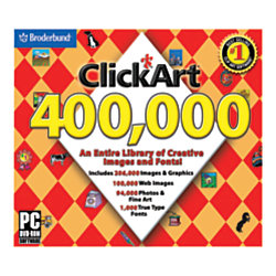 Clickart 400000 traditional disc by office depot officemax clickart 400000 traditional disc m4hsunfo