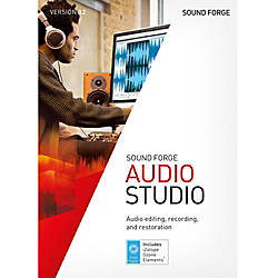 SOUND FORGE Audio Studio 12 Download