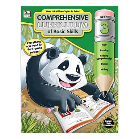 Thinking Kids® Comprehensive Curriculum Of Basic Skills, Grade 3