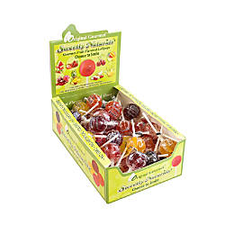 Original Gourmet Lollipops Sweetly Naturals 528