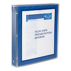 Avery Flexi View Binder With Round