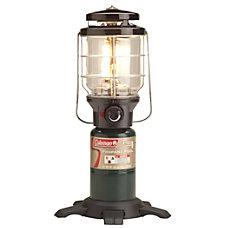 Coleman Northstar Propane Lantern 6 Green