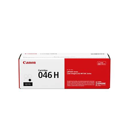 Canon 046H High-Yield Black Toner Cartridge