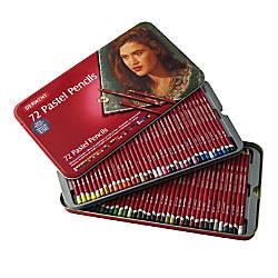 Derwent Pastel Pencil Set Assorted Colors