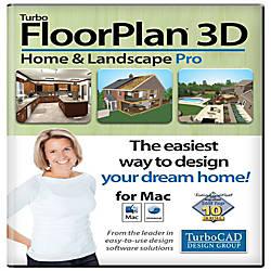TurboFloorPlan Home Landscape Pro 2015 Mac