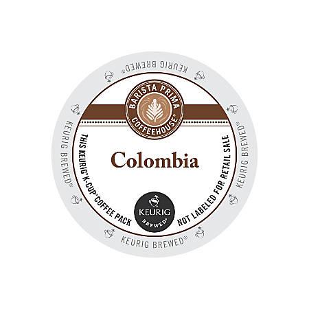 Barista Prima Coffeehouse® Colombia Coffee K-Cups®, 0.31 Oz., Box Of 24