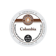 Barista Prima Coffeehouse Colombia Coffee K