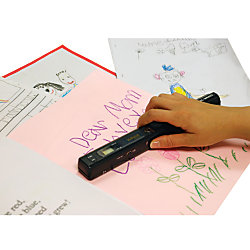 """VuPoint Solutions Magic Wand Portable Scanner With 1.5"""" Preview LCD"""