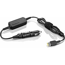 Lenovo 65W DC Travel Adapter Black