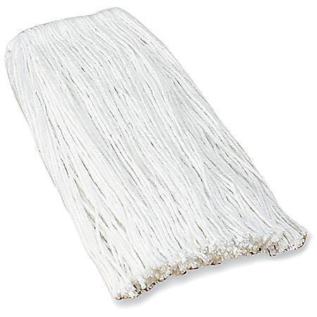 Genuine Joe Mop Refills With Cut End With Headband For #24 Mops