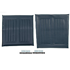 Medline Wheelchair SeatBack Upholstery Set 16