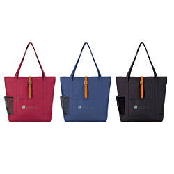 Simple Snap Tote Bag 15 H