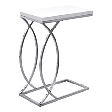 Monarch Specialties Side Accent Table Rectangular
