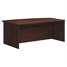 HON Foundation Laminate Bowfront Desk Shell