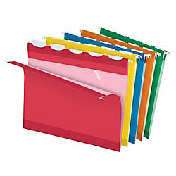Pendaflex Ready Tab Reinforced Hanging Folders