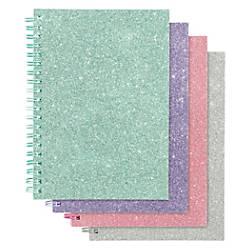 Office Depot Glitter Notebook 5 x