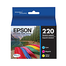 Epson DuraBrite Ultra Standard Capacity Color