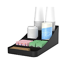 Mind Reader Trove 7 Compartment Coffee