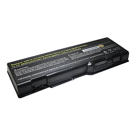 Premium Power Products Dell Inspiron & Dell Precision Laptop Battery - For Notebook - Battery Rechargeable - 11.1 V DC - 6600 mAh - 73 Wh - Lithium Ion (Li-Ion) - 1 / White Box