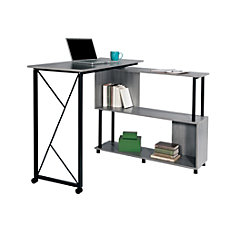Safco Mood Standing Height Desk With
