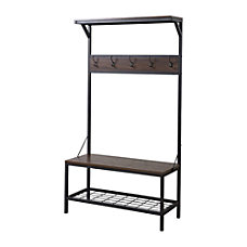 Homestar North America Modern 3 Shelf
