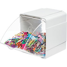deflecto Tilt Desktop Storage Bin 22