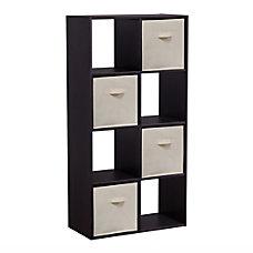 Homestar North America 8 Cube Bookcase