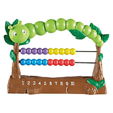 Learning Resources Caterpillar Bead Abacus Skill