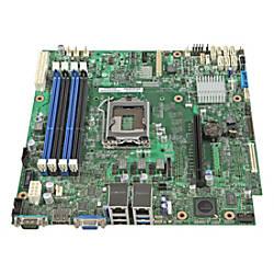 Intel S1200V3RPM Server Motherboard Intel Chipset