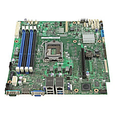 Intel S1200V3RPM Server Motherboard Intel Chipset