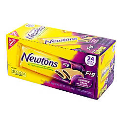 Nabisco Fig Newtons Packs 7 Oz