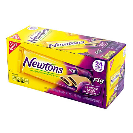Nabisco Fig Newtons 2 Pack, 24 Count