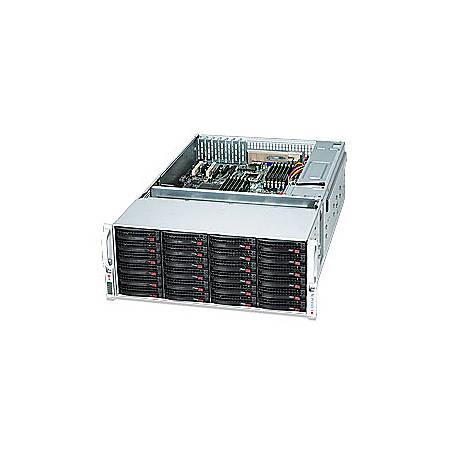 Supermicro SuperChassis SC847E2-R1400LPB Rackmount Enclosure