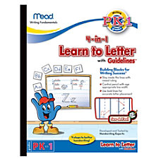 Academie Jr Learn To Letter With