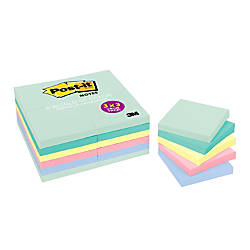 Post it Notes Pastel Collection 3