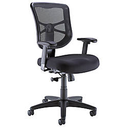 Bush Business Furniture Mesh Managers High