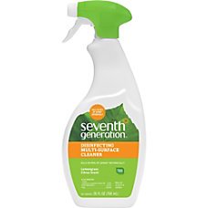 Seventh Generation Disinfecting Multi Surface Cleaner