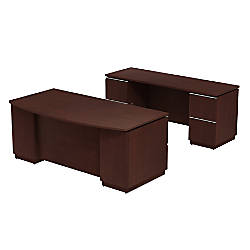 Bush Business Furniture Milano2 72 W