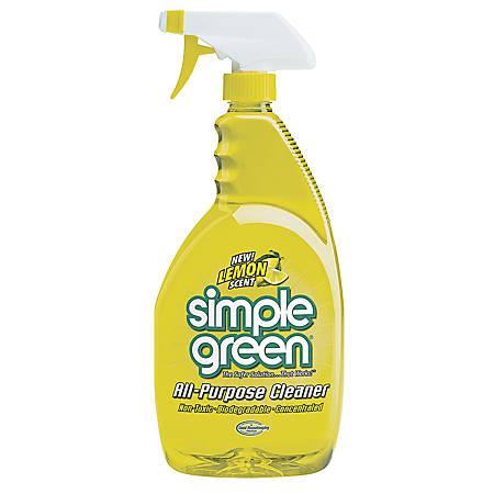 Simple Green® Lemon All-Purpose Cleaner, 24 Oz.
