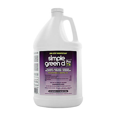 Simple Green® Disinfectant Pro 5, 1 Gallon