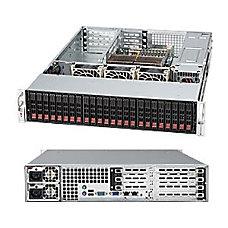 Supermicro SuperChassis SC216E16 R1200UB Rackmount Enclosure